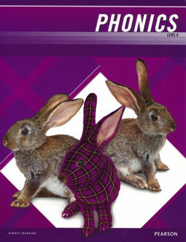 Plaid Phonics Book K Student Book