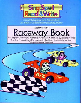Raceway Book for 2nd Edition SSRW (1998)