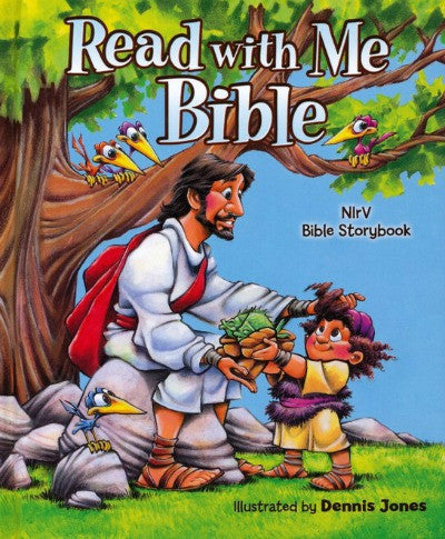 Read with Me Bible, NIrV