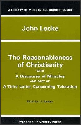 The Reasonableness of Christianity