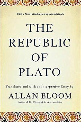 The Republic of Plato, 3rd Edition (D)