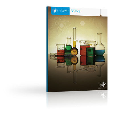 Lifepac 1st Grade Science Set of 10 Workbooks
