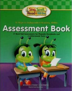 Sing, Spell, Read, And Write - Assessment Book -2004 Edition