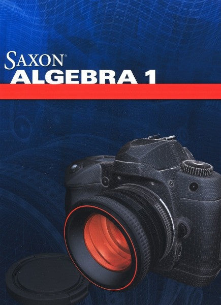 Saxon Math Algebra 1 Kit, 4th Edition