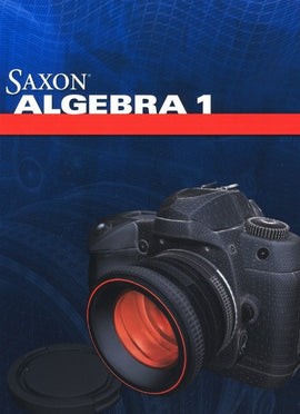 Saxon Math Algebra 1 Student Text 4th Edition - USED
