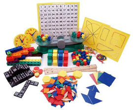 Manipulative Kit For Saxon K-3