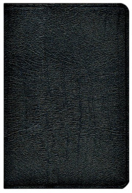 Scofield® Study Bible III, KJV (Black, Leather)
