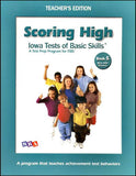 Scoring High on the Iowa Tests of Basic Skills (ITBS) Grade 5 Teacher's Edition