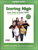 Scoring High on the Iowa Tests of Basic Skills (ITBS) Grade 7 Teacher's Edition