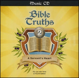 BJU Press Bible Truths 2: A Servant's Heart Music CD (4th ed.)