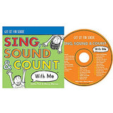 Sing, Sound & Count With Me CD (Pre-K) - Handwriting Without Tears