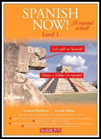 Spanish Now! Level 1, 7th Edition