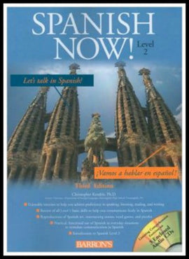 Spanish Now! Level 2 (with 3 CDs), 3rd Edition