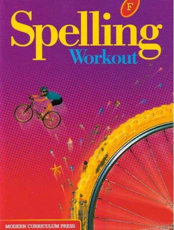 Spelling Workout Level F Student Book