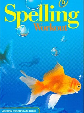 Spelling Workout Level B Student Book