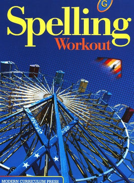 Spelling Workout Level G Student Book