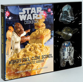 Star Wars Cookbook: Wookiee Pies, Clone Scones, and Other Galactic Goodies