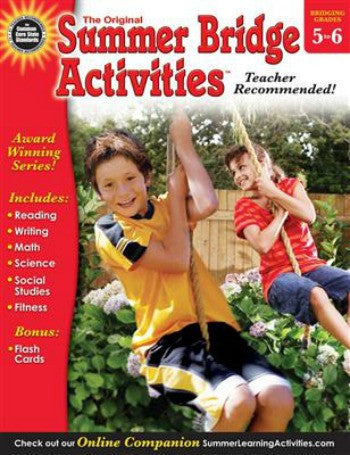 The Original Summer Bridge Activities, (Grades 5 - 6)