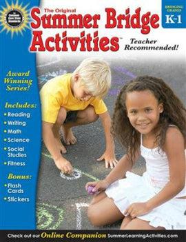 The Original Summer Bridge Activities, (Grades K - 1)