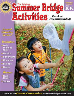 The Original Summer Bridge Activities, (Grades Pre-K - K)