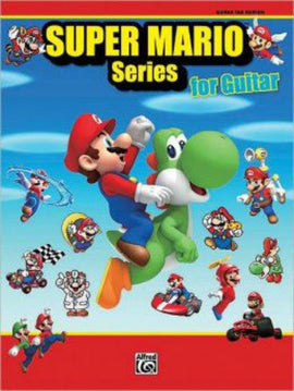 Super Mario Series for Guitar: Guitar Tab