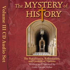 Mystery of History Volume 3 Audio Book Set