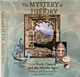 Mystery of History Volume 2 Audio Book Set