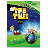 Times Tales Multiplication Workbook with DVD Game Show Quiz