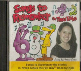 Songs to Remember the Times Tables CD