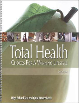 Total Health Test & Quiz Master Book