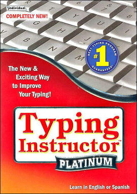 Typing Instructor Platinum (Windows)