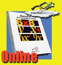 Geometry: A Complete Online Course <br>from VideoText
