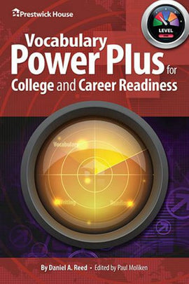 Vocabulary Power Plus for College and Career Readiness - Level 1
