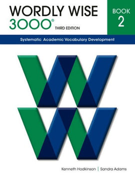 Wordly Wise 3000 Student Book Grade 2, 3rd Edition