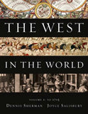 West in the World Volume 1: To 1715 (USED)