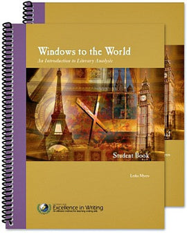 Windows to the World: An Introduction to Literary Analysis (Teacher / Student Combo)