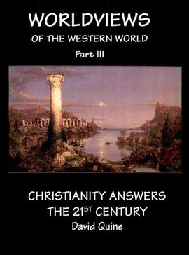 Worldviews of the Western World - Year 3