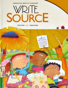 Write Source Student Edition Grade 2 (2012)