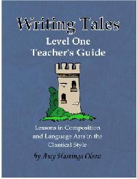 Writing Tales Level One Teacher's Guide