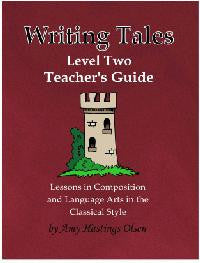 Writing Tales Level Two Teacher's Guide