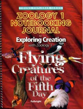 Exploring Creation with Zoology 1 Notebooking Journal
