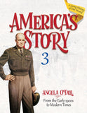 America's Story Vol. 3:  From the Early 1900's to Modern Times Teacher Guide