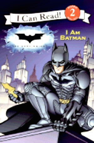 I am Batman I Can Read level 2