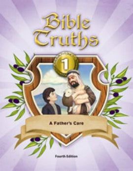 BJU Press Bible Truths 1 Student Worktext 4th Ed