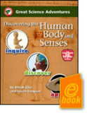 Great Science Adventures: Discovering the Human Body and Senses E-Book