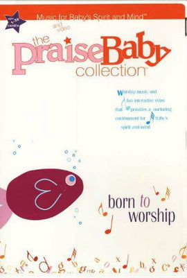 Born to Worship DVD Praise Baby Series