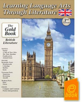 LLATL Gold E-Book, British Literature, Teacher/Student Edition - (High school)