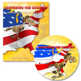 Cantering the Country with CD-ROM - Revised