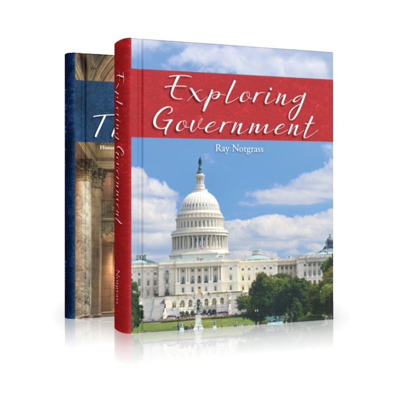 Exploring Government Curriculum Package (Updated 2016 Edition)