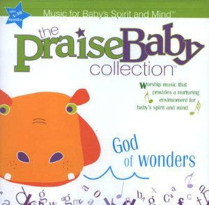 God of Wonders CD Praise Baby Series